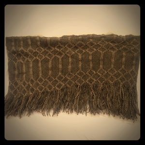 Fashion Scarf in olive green